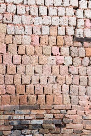 wornout: Brick walls