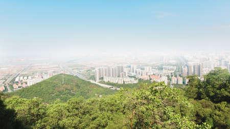 district: Scenery, Nanshan District, Shenzhen