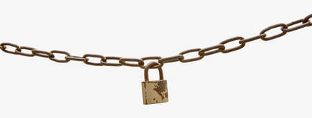lock up: The chains