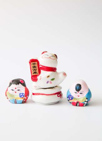 neko: Maneki Neko and lucky baby