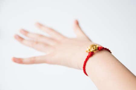 finesse: girls hand