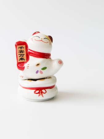 maneki: Maneki Neko Stock Photo