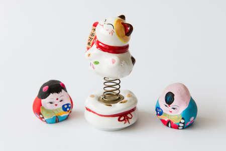 neko: Maneki Neko Stock Photo
