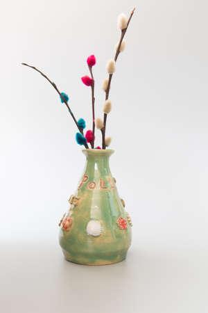 pedant: vase