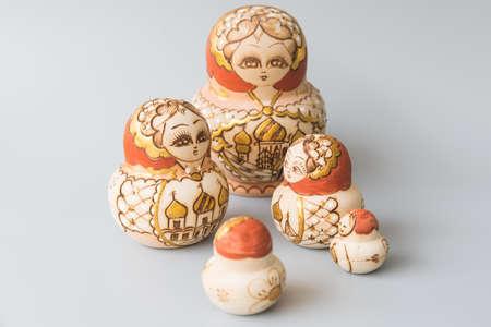 matryoshka doll: Matryoshka doll