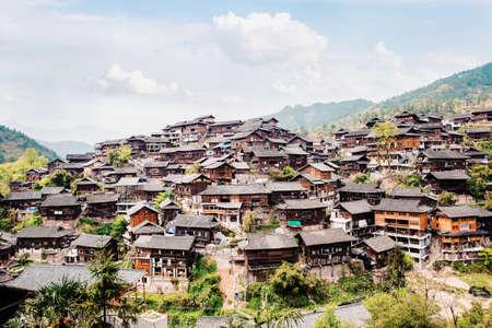miao: Miao village