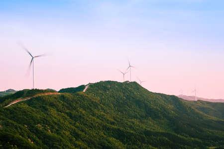 pays: Wind turbines