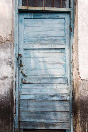 obsolete: Obsolete wood door