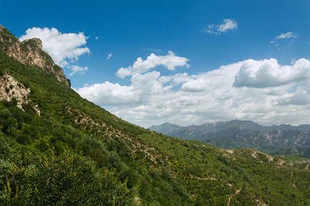 landscape of Simatai, Miyun ,Beijing