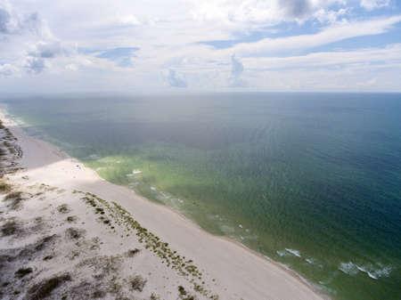 Orange Beach, Alabama 版權商用圖片