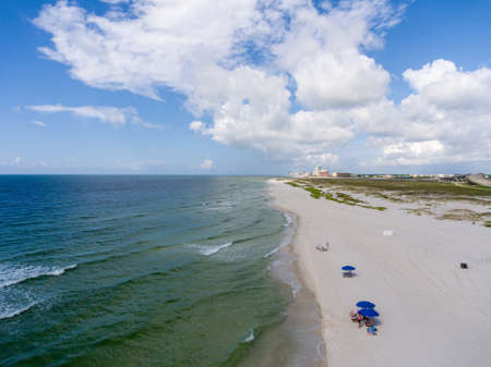 Orange Beach, Alabama Stockfoto