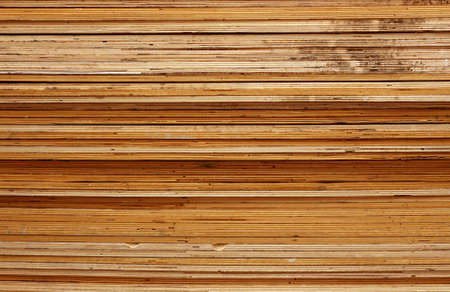 Striped texture of ply-wood