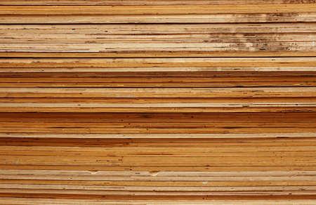 Striped texture des couches de bois