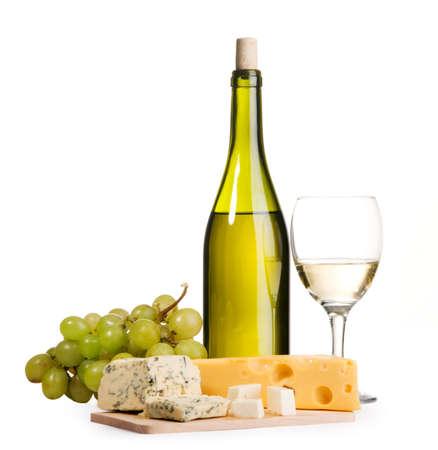 tabla de queso: Bodeg�n de vino y queso