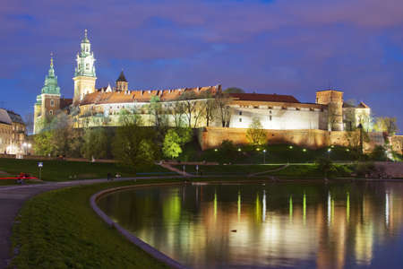 Krakow city in Poland, Central Europe Stock Photo - 13604220