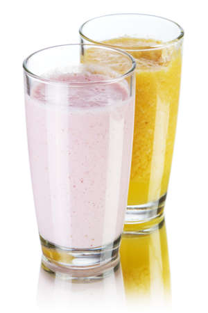 Smoothie drinks studio photo photo