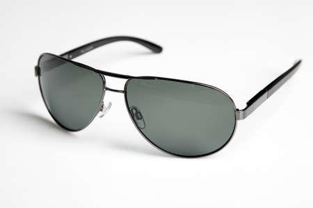 protective eyewear: Sunglasses close-up studio photo Stock Photo