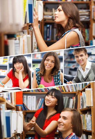 Students lifestyle concept photo