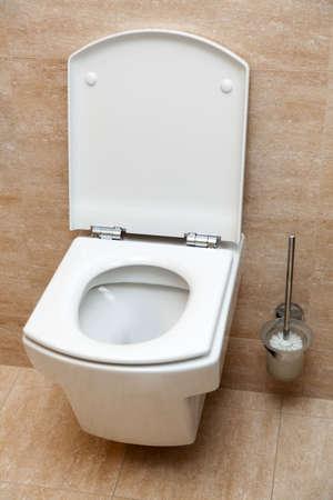 Modern design restroom Stock Photo - 22668377