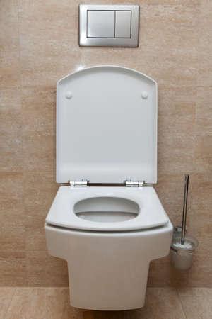 Modern design restroom photo
