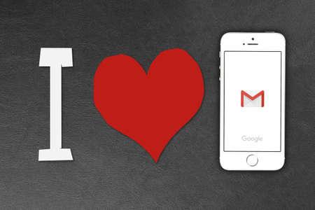 gmail: Apple iPhone 5s smartphone