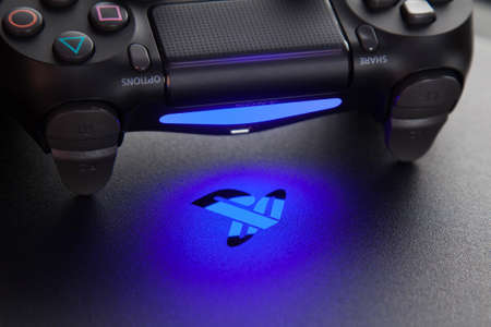 Playstation 4 gaming console