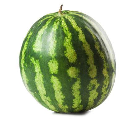 Rijpe sappige watermeloenen