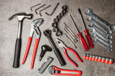 DIY Werkzeuge festlegen