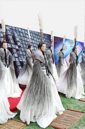 antyk: Zobacz strój chińskiego antyku