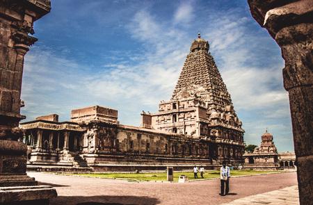 Brihadeeswarar Temple, Tanjore