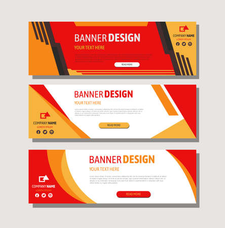 Banner Design for your company
