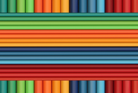 royalty free: Color stripes