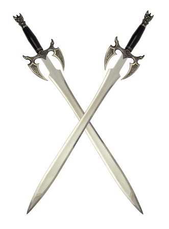 medieval swords photo