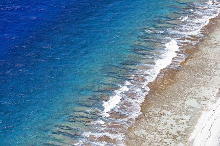 polynesia: polynesia aerial view