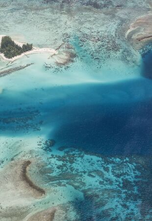 aerial lagoon