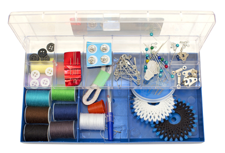 sewing kit box
