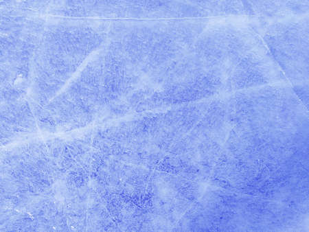 Christmas Ice texture. Abstract blue Christmas Background.