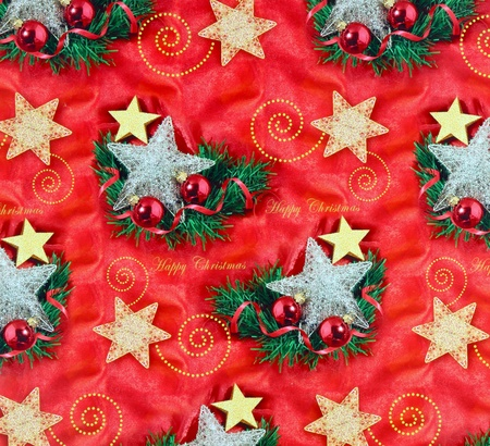 christmas paper background photo
