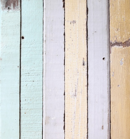 old colour wooden wall texture photo