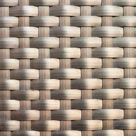 wicker texture as background photo