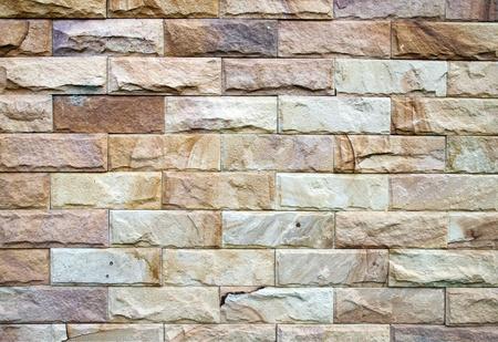 Stone wall texture Archivio Fotografico
