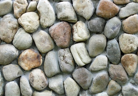 stone wall texture background Banco de Imagens - 13046343