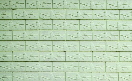 brick wall and branch  texture Stock Photo - 13130402
