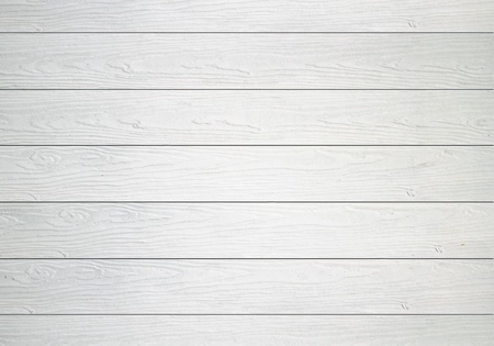 white wooden wall texture background Stock Photo - 13740084
