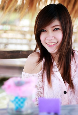 beautiful women of Thailand photo