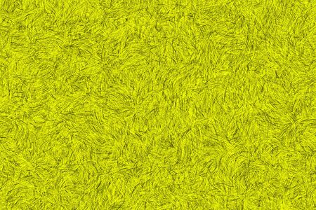 yellow tinsel texture and wallpaper background photo