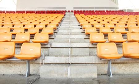 sport stadium steps and seats photo