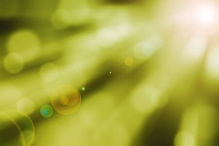 abstract magic sun flares and light rays background  photo