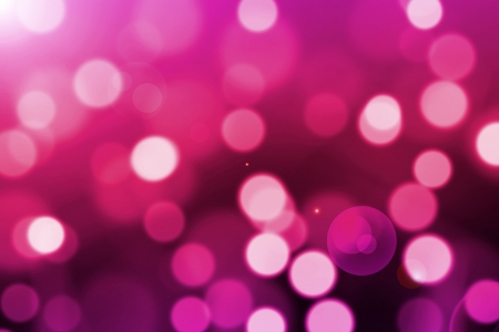 abstract  background with magic light bokeh