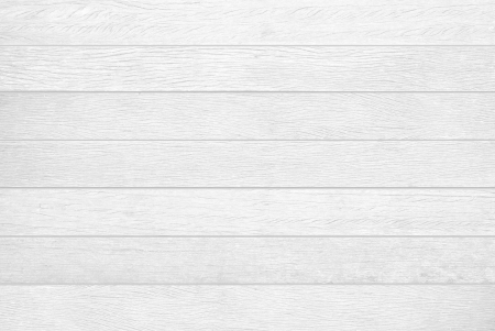 painted wood: white wood texture pattern background Stock Photo